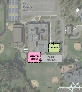 Map of Proposed Facilities